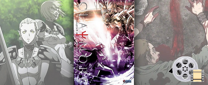 Anime Claymore